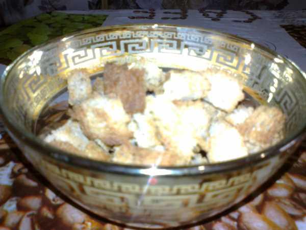 фото 2 сухарики для салата